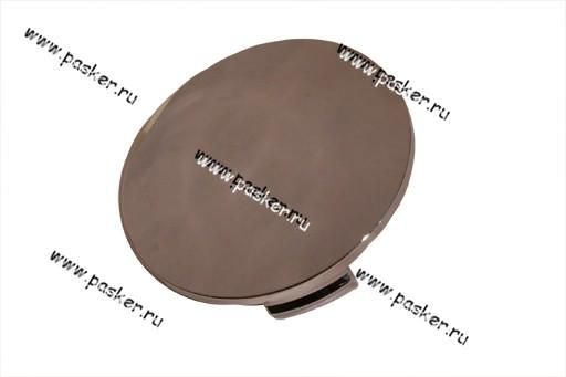 Заглушка литого диска D57 Сфера хром