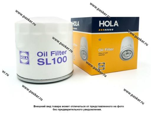 Фильтр масляный 2101-07 HOLA SL100
