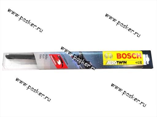 Щетки стеклоочистителя 34см универсальная BOSCH AEROTWIN 638