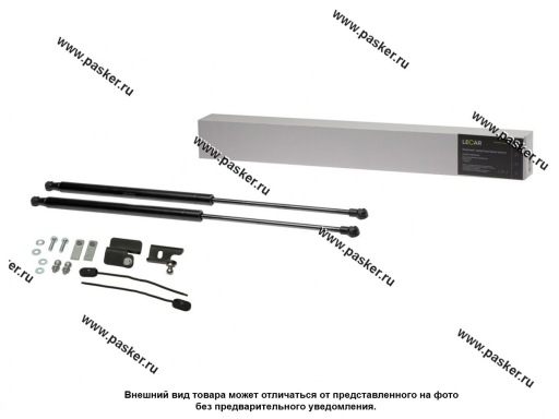 Амортизатор капота 21213 21214 КиТ-комплект LECAR