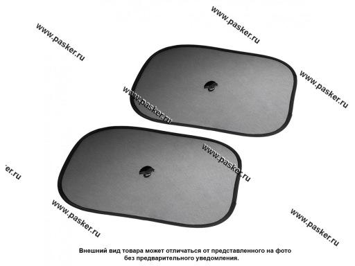 Шторки боковых окон LECAR 44 х 36 см 2шт