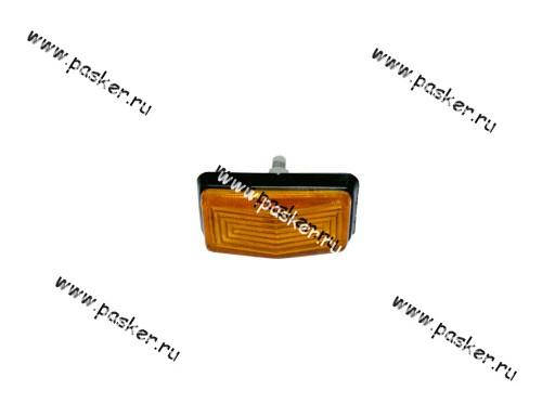 Повторитель 2105 желтый с уплотнительной резинкой