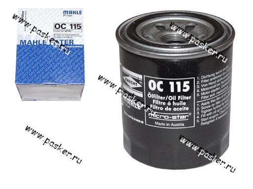 Фильтр масляный KNECHT OC115