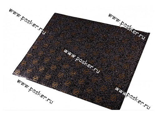 Противошумная изоляция STP BLACK TONE 4 лист 1х0,75м 4мм