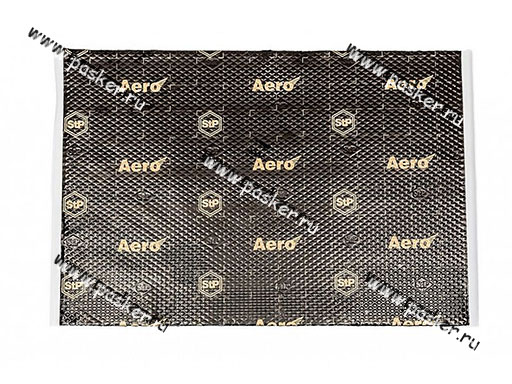 Противошумная изоляция STP Акустический войлок лист 1х0,75м 10мм