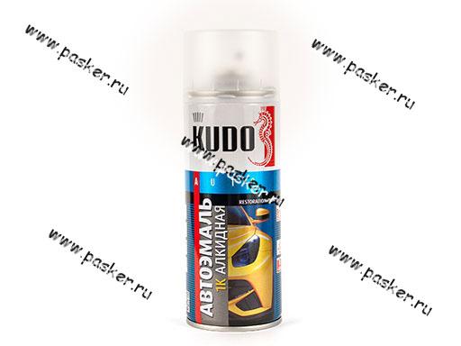 Краска 1015 Красная KUDO 520мл аэрозольная