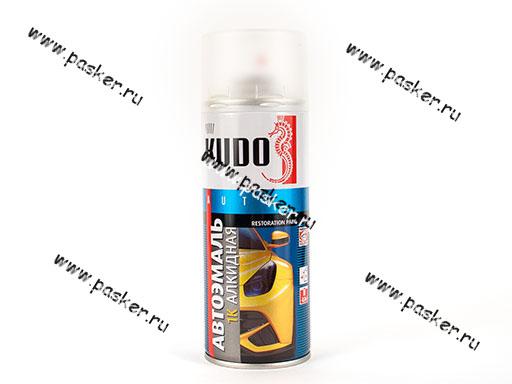 Краска 299 Такси KUDO 520мл аэрозольная