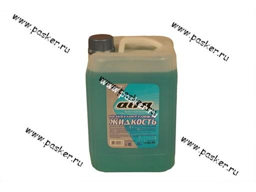 Жидкость незамерзающая ALFA 4л до -20 упаковка канистра