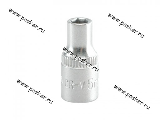 Головка торцевая  5 1/4 короткая 6-гранная YATO YT-1403
