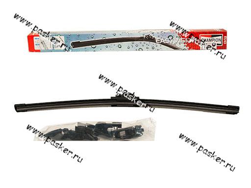 Щетки стеклоочистителя 43см универсальная CHAMPION Easyvision Multiclip Flat бескаркасная SALE