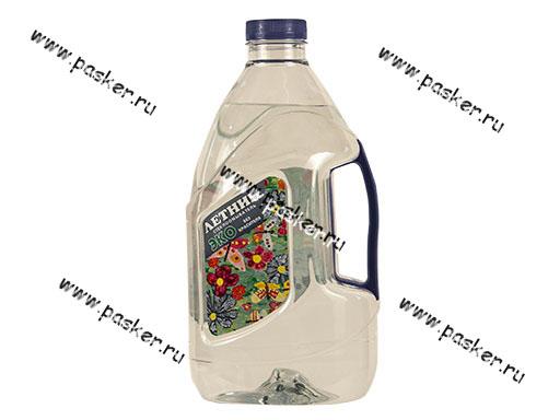 Жидкость стеклоомывающая ALFA ЭКО 4л летняя без красителя упаковка еврокувшин