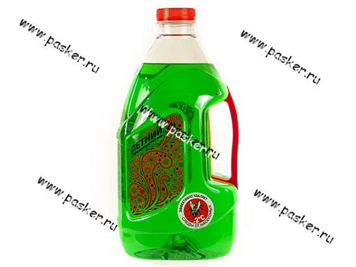 Жидкость стеклоомывающая ALFA LUX 4л летняя -2* упаковка еврокувшин