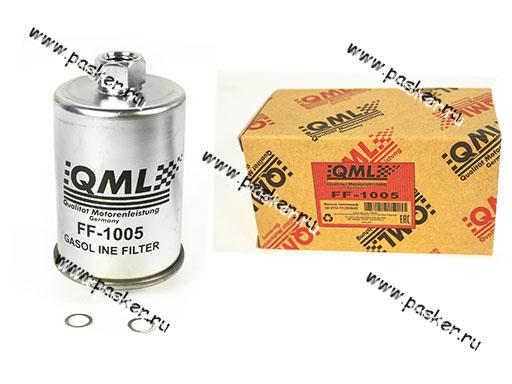 Фильтр топливный 2108-10 инжектор QML