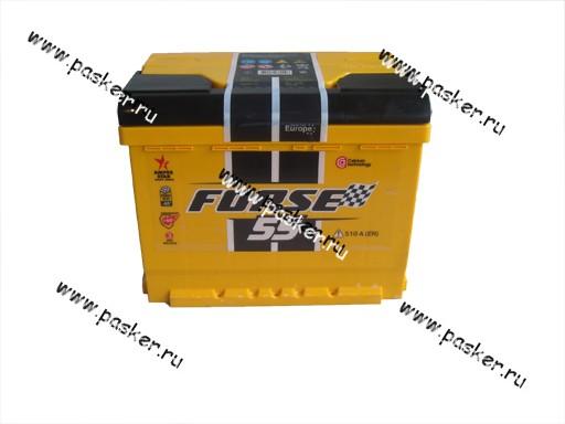 Аккумулятор FORSE 55Ач EN550/530 242х175х190