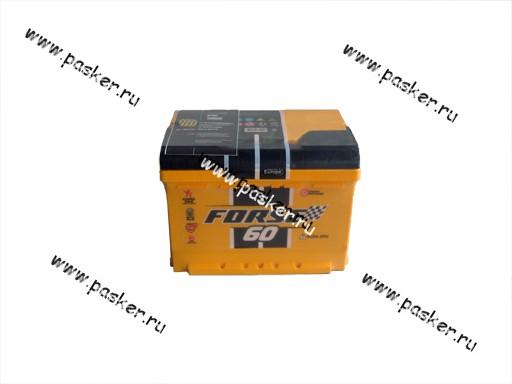 Аккумулятор FORSE 60Ач EN640/600 242х175х175