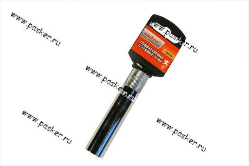 Ключ свечной головка 14мм 3/8 OMBRA 138214A