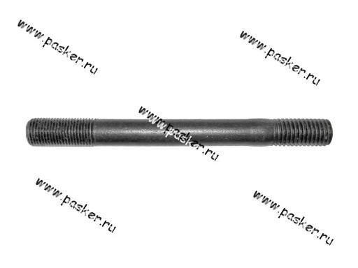 Шпилька М10х80х1 коллектора ГАЗ дв 402 длинная 291815-П5