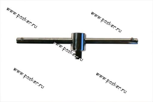 Вороток 1/4 120мм Т-образный OMBRA 261406