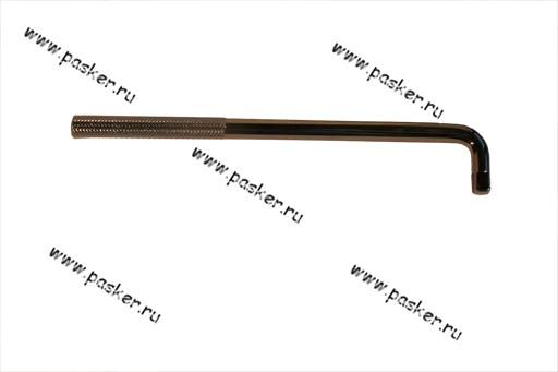 Вороток 3/8 200мм Г-образный OMBRA 243808