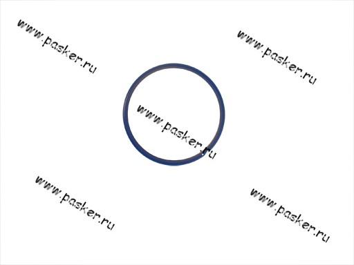 Кольцо центрирующее колесного диска 67.1х65.1 цвет синий