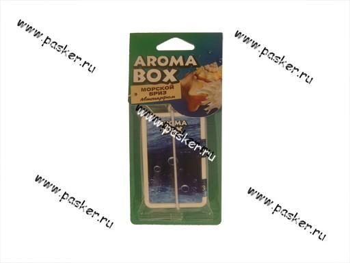 Ароматизатор Aroma Box морской бриз B-7