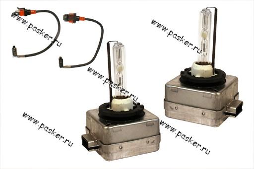 Лампа ксенон D1S ClearLight 5000K