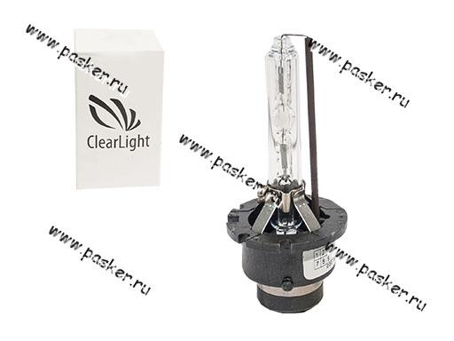 Лампа ксенон D2S ClearLight 6000K