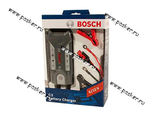 Зарядное устройство BOSCH С3  6/12V автомат 03М