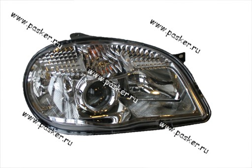 Блок фара 2123 Chevy Niva Automotive Lighting правая н/о 118