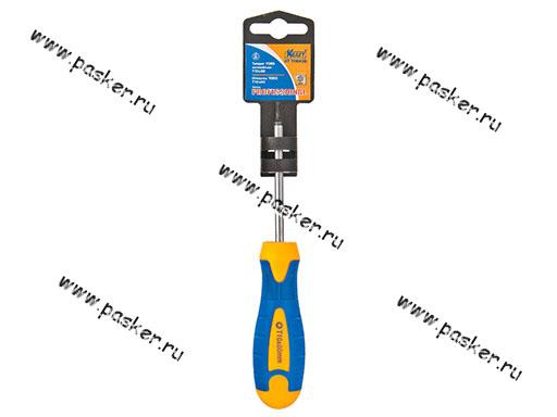 Отвертка TORX T10*80 KRAFT 700438