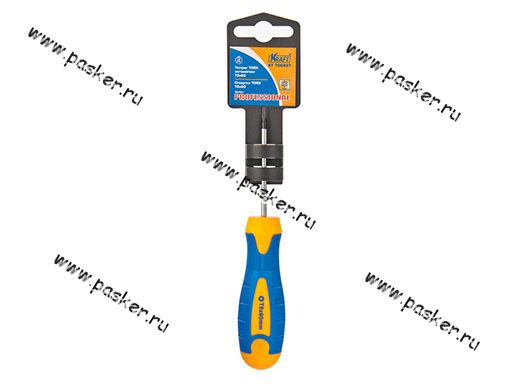 Отвертка TORX T 8*60 KRAFT 700437
