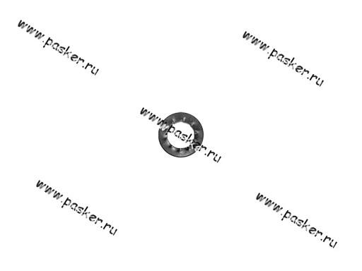 0026055-708 | 00001-0025983-708 Шайба М8 зубчатая