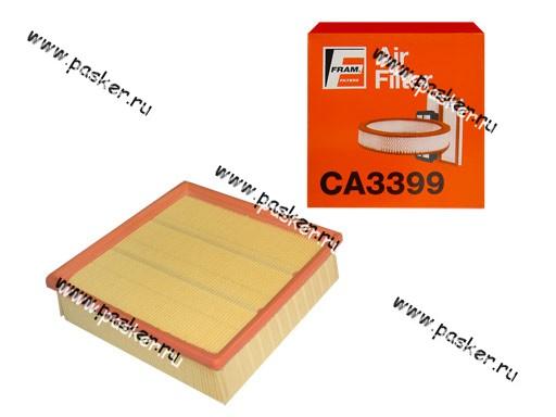 Фильтр воздушный 2108-10 11-15 21214 2123 инжектор FRAM СА3399