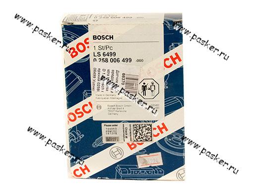 Датчик кислорода Opel Astra H Corsa D 1.4 BOSCH верхний 0258006499 SALE