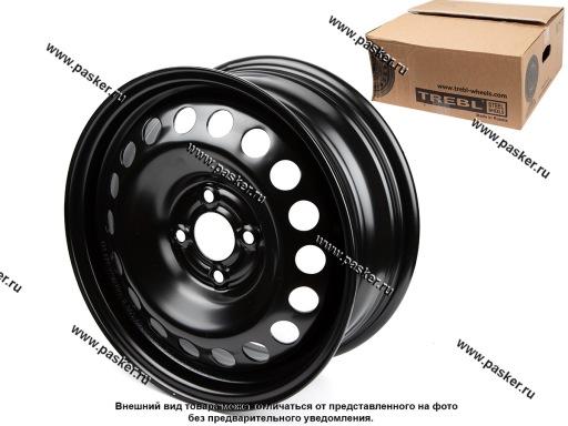 Диск колесный TREBL 15/6J/4*100/ET40/d60,1 X40915 P RENAULT Logan NEW