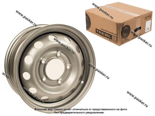 Диск колесный TREBL 15/6J/5*139,7/ET48/d98,6 64G48L P CHEVROLET-NIVA