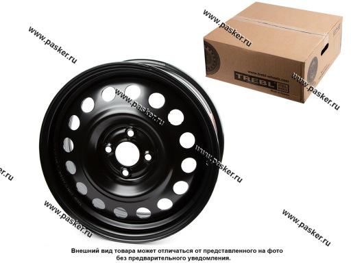 Диск колесный TREBL 16/6J/4*100/ET50/d60,1 X40033 RENAULT Logan