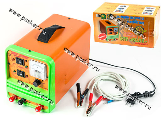 Зарядно-пусковое устройство НикА АнтаС Волк Автомат