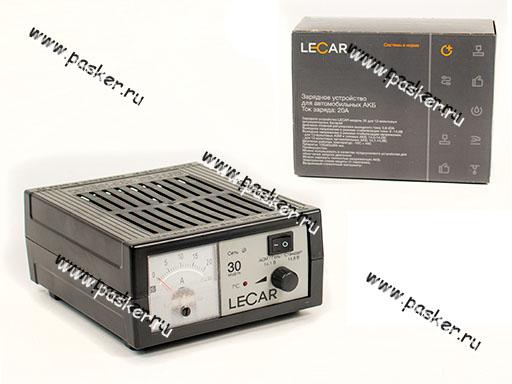 Зарядное устройство LECAR 30
