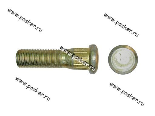 Болт колесный 18х1,5х67 Газель 3302-3104018 задний длинный