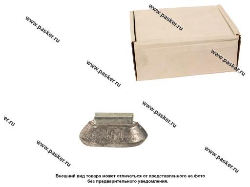 Грузик балансировочный 10гр NORM со скобой 100шт