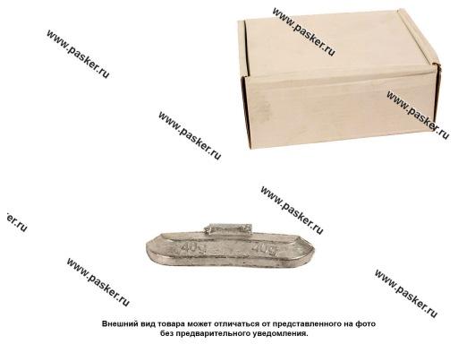 Грузик балансировочный 40гр NORM со скобой 50шт