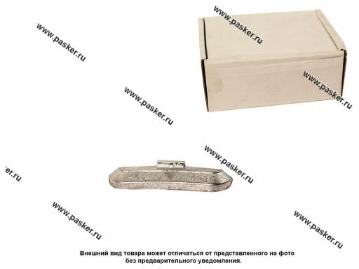 Грузик балансировочный 45гр NORM со скобой 50шт