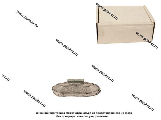 Грузик балансировочный 25гр NORM со скобой 100шт