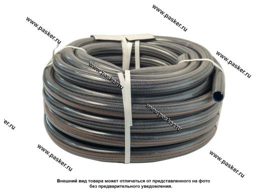 Шланг для инертных сред ПВХ 4-слойный армированный 1  1м  ANDYCAR PVC-N-25