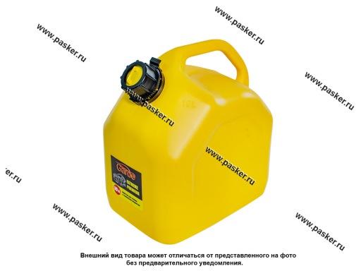 Канистра 10л пластик с наливным устройством Garde Extreme Premium GEPA10202