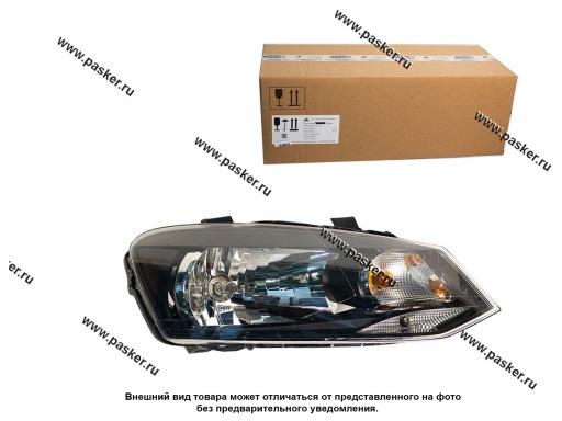 Блок фара WV Polo sedan Automotive Lighting праая 102