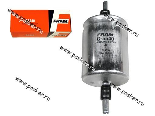 Фильтр топливный 2108-10 н/о инжектор 2123 Chevy Niva 1118 Калина 2170 Priora FRAM G5540