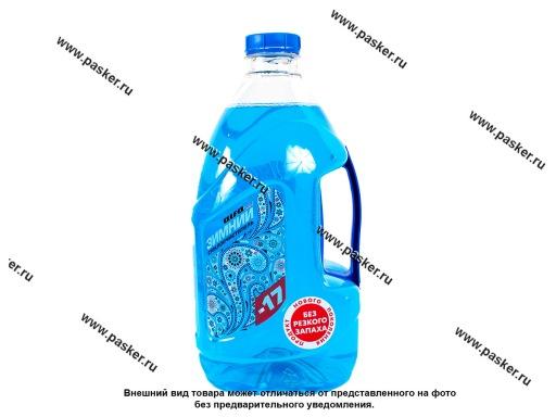 Жидкость незамерзающая ALFA LUX 4л до -17 упаковка еврокувшин