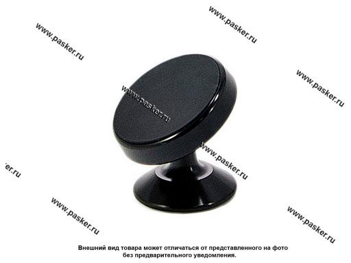 Держатель телефона/смартфона магнитный на липучке WIIIX HT-48Tmg-METAL-B